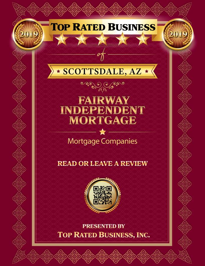 scottsdale-top-rated-mortgage-companies-best-mortgage-lenders-scottsdale-award