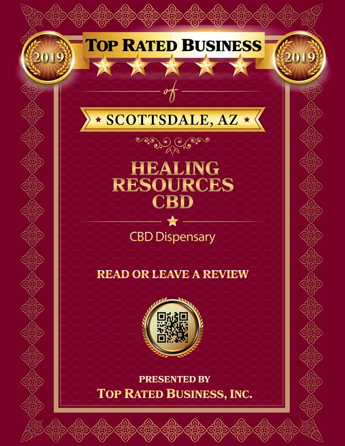 scottsdale-top-rated-cbd-dispensary-best-wholesale-cbd-scottsdale-award
